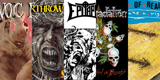 7 Underrated Albums Recorded at Legendary Death Metal Studio
